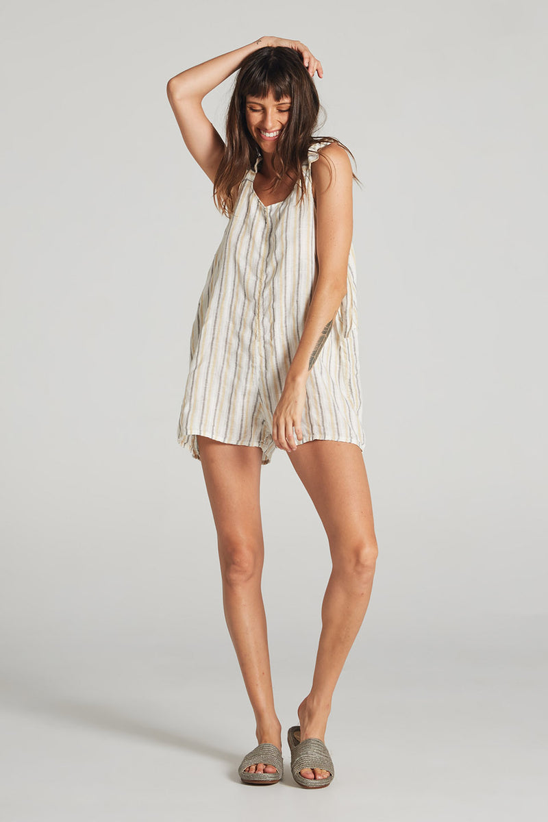Finley Playsuit Giotto Stripe