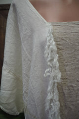 Haven Dress Panna White