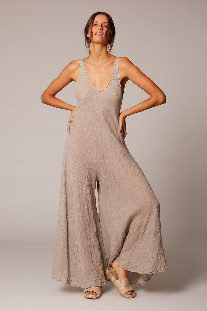 La Tuta Jumpsuit Natural