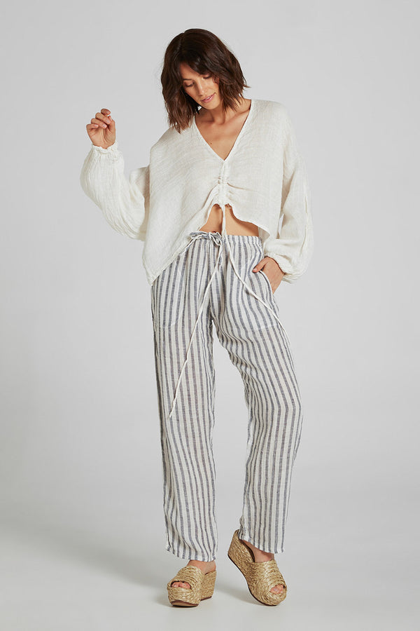 Parlor Pant Cardetto Stripe