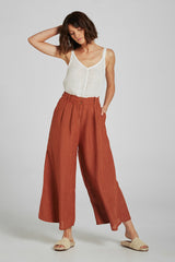 Cannon Pant Battista Terracotta