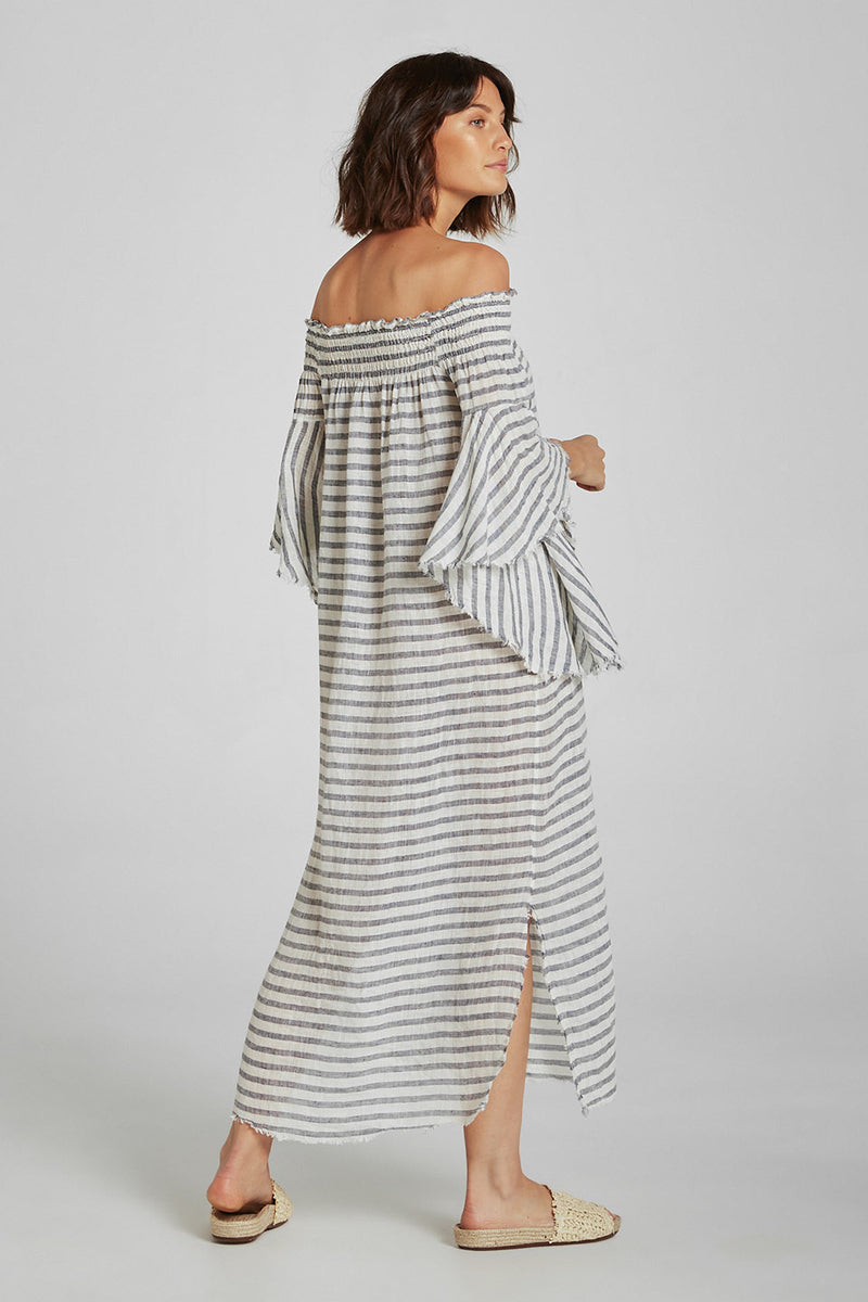 Maxim Dress Cardetto Stripe