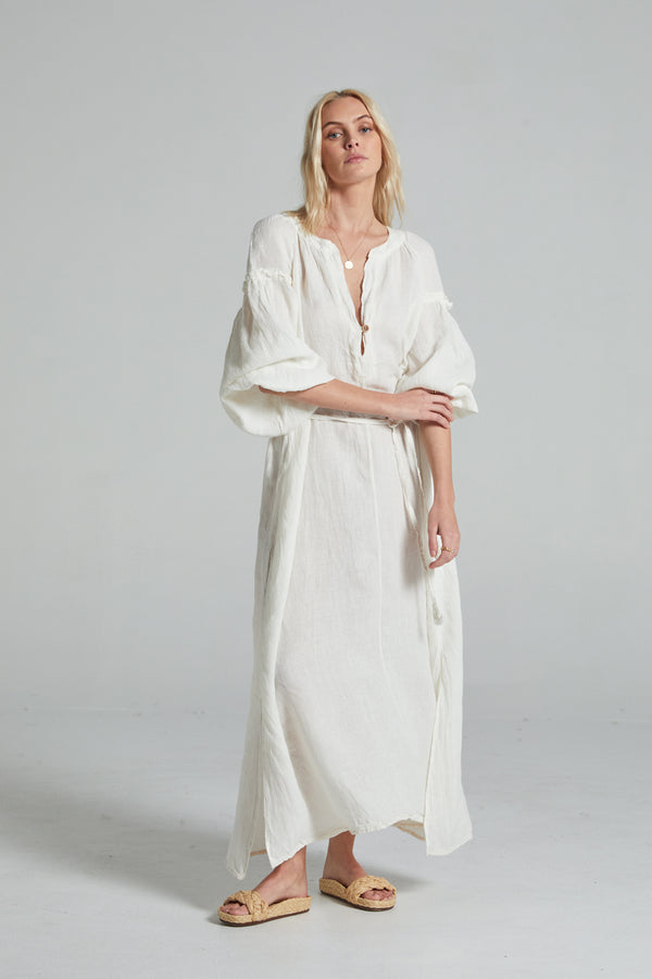 Ibiza Maxi Dress - Angelo Panna