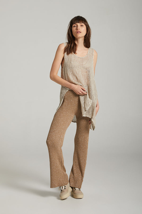 Maxi Emilio Top - Pescatore Natural Gold
