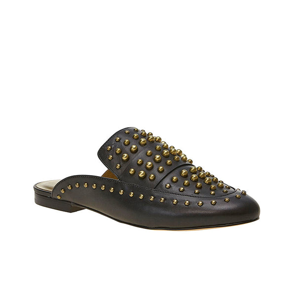 Peppered Stud Loafers