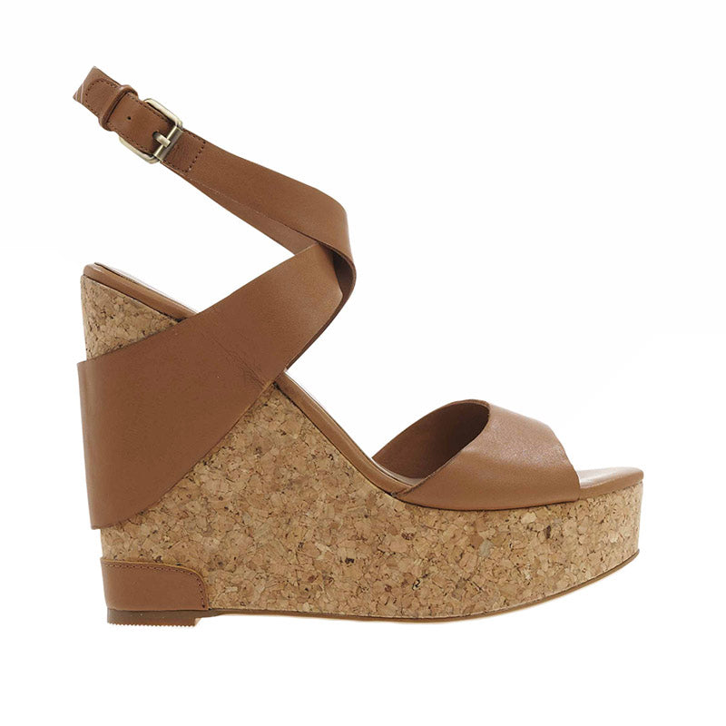 Cork Wrap Around Wedge