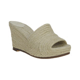 Woven Jute Florence Wedge Natural