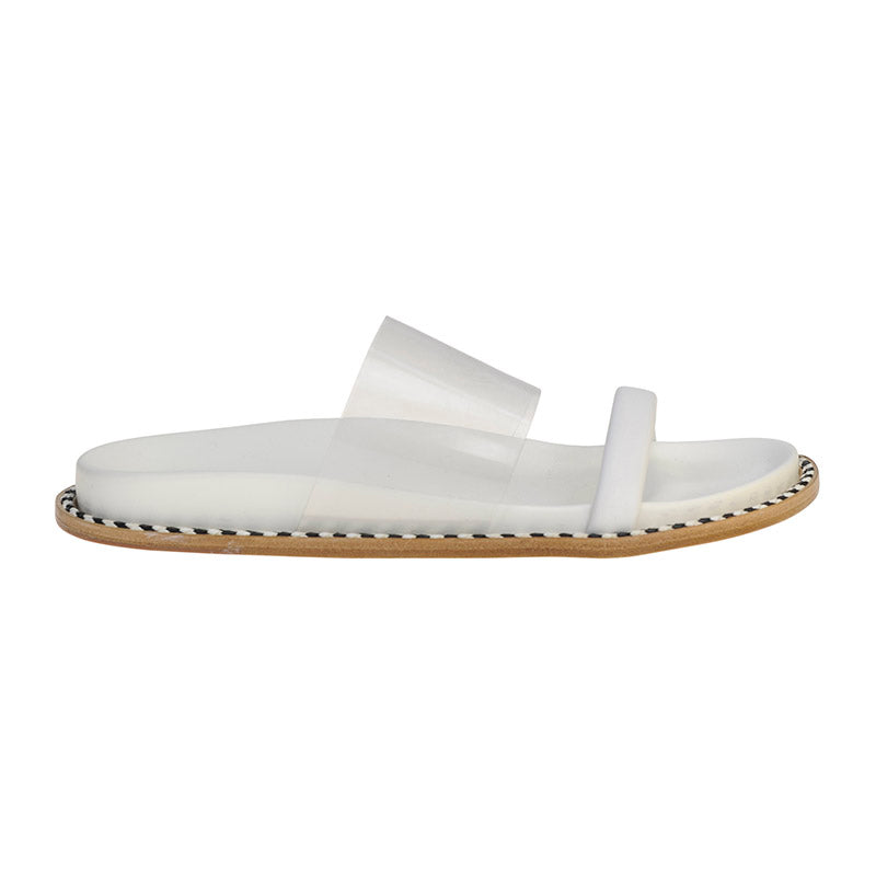 Zeal Sandal White