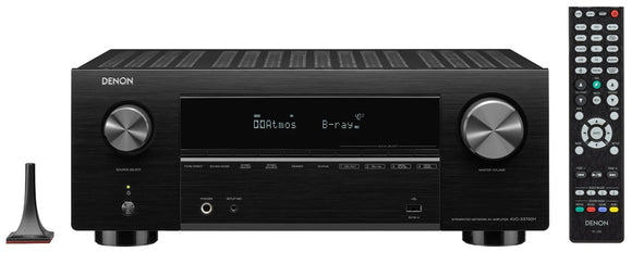 AVC-X3700H - 9.2ch 8K AV Amplifier with 3D Audio, HEOS Built-in and Voice Control