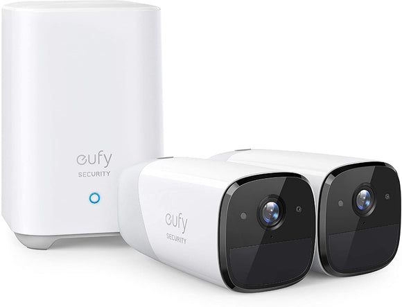 eufy - eufyCam 2 Wireless Home Security Camera System