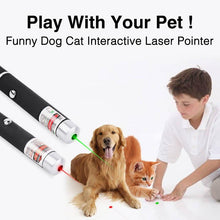 Load image into Gallery viewer, High Quality Red/Green Laser Pointer 5mW