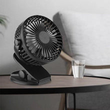 Load image into Gallery viewer, Handheld Mini Portable Fan