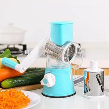 Load image into Gallery viewer, Manual Roller Vegetable Slicer