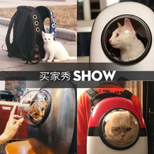 Load image into Gallery viewer, backpack Travel cat carrier