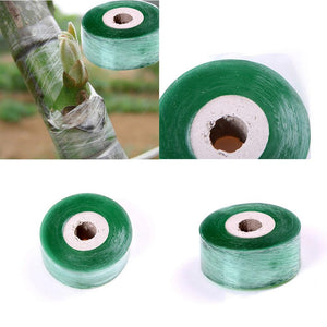 2CM x 100M / 1 Roll Grafting Tape Garden Tools Fruit Tree Secateurs Engraft
