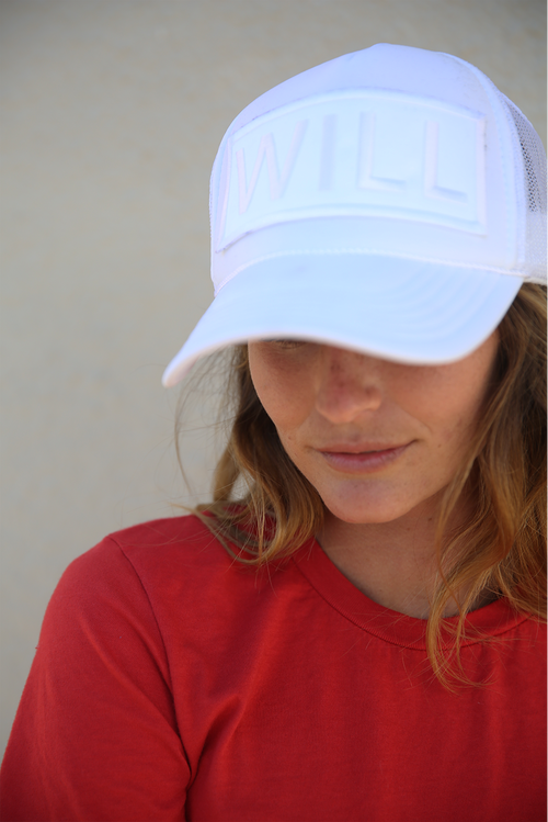WILL TRUCKER  HAT - ADULT