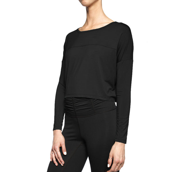 HOPE DOLEMAN SLEEVE TOP