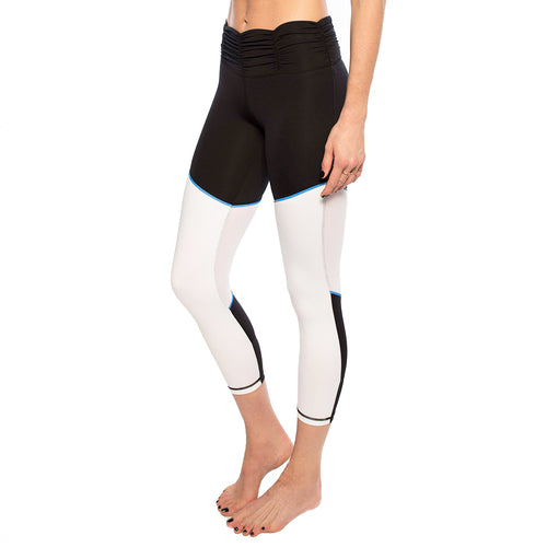 BELONG LEGGING BLACK/ WHITE