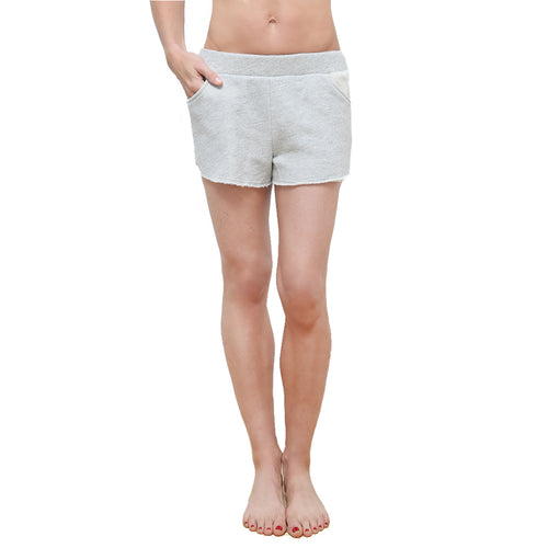 LOUNGE FLEECE SWEATSHORT