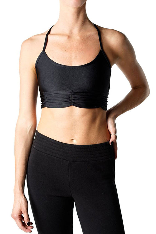 Back T-back activewear bra made to fit and perform from Chill By Will