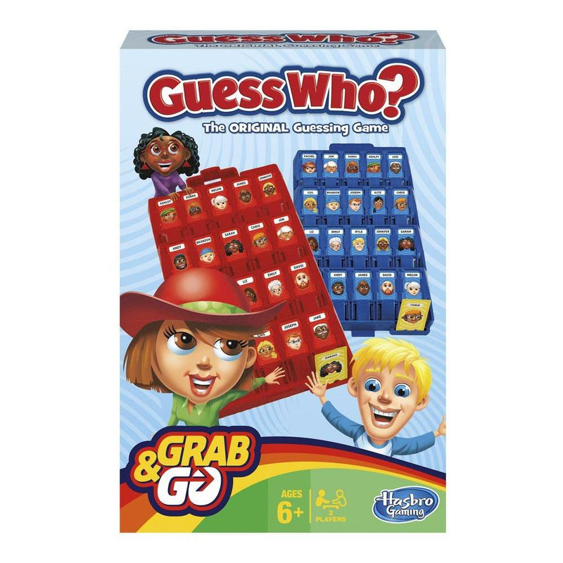 Grab and Go Guess Who? Game