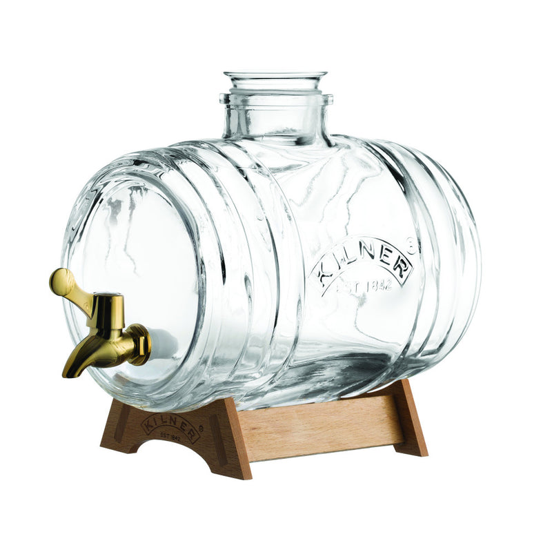 Kilner Barrel Dispenser - 3.5L