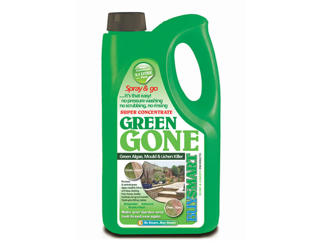 Green Gone Concentrate 2.5L