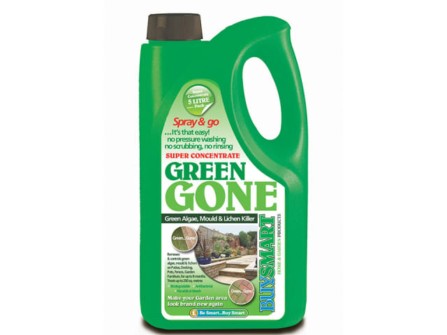 Green Gone Path & Patio Cleaner Super Concentrate 5L