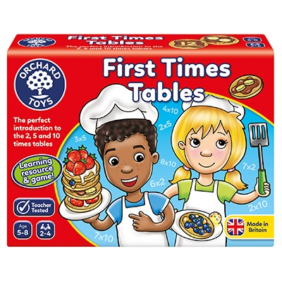 First Times Table Game