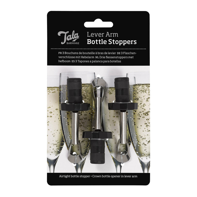 3 Bottle Stoppers