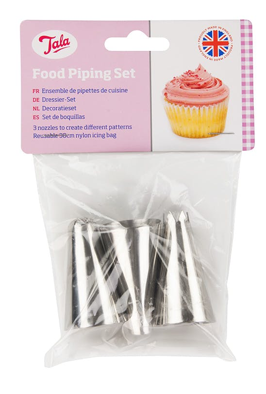 Food Piping Set
