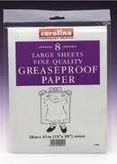 Large Greaseproof Paper