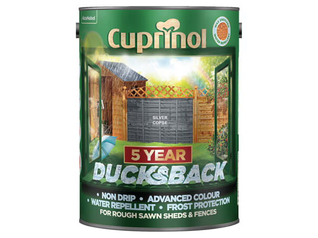 5 Year Ducksback Silver Copse 5L