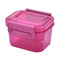Clic-Tite Double Decker Snack Box 360ml Berry