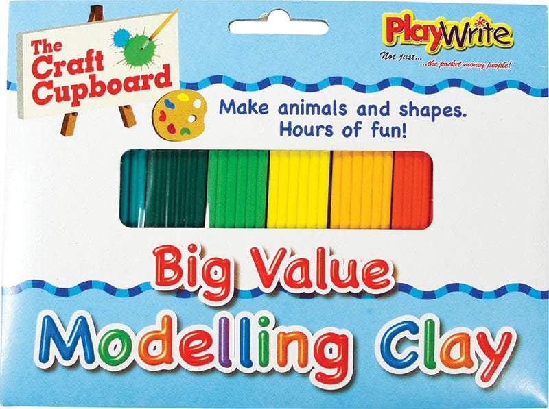 Modelling Clay Big Value