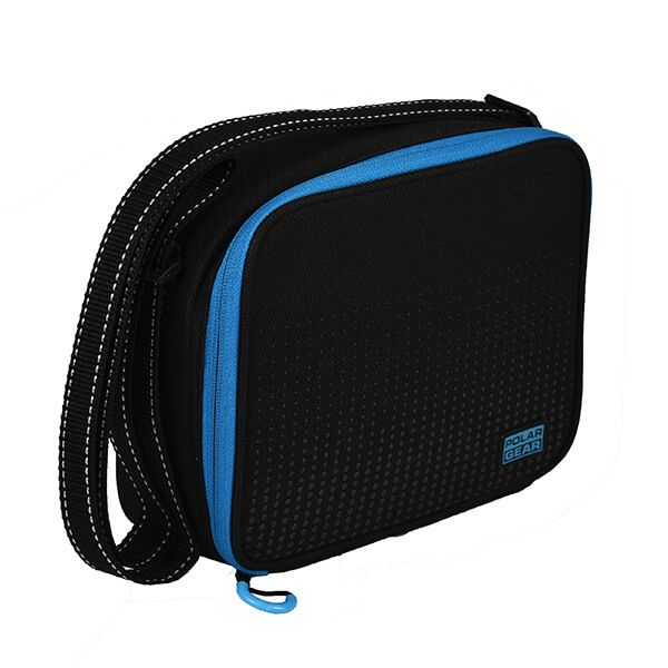 Active Optic Blue Lunch Bag