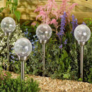 Solar Majestic Stainless Steel Stake