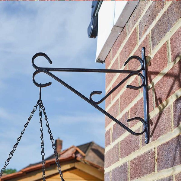 Heavy Duty Hanging Basket Bracket