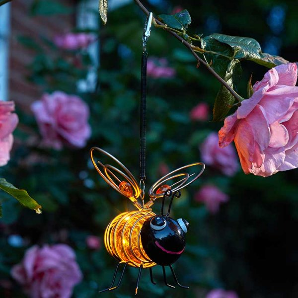 Solar Bug Light - Bee