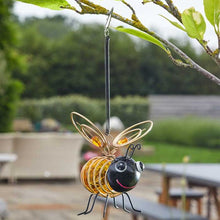Load image into Gallery viewer, Solar Bug Light - Bee