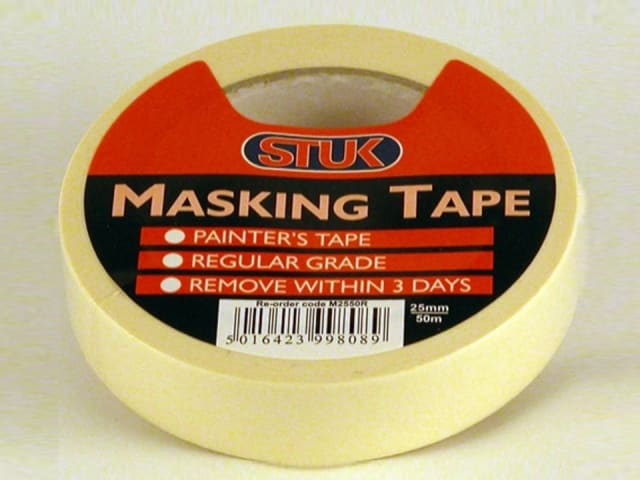 Masking Tape White 24mm x 50m