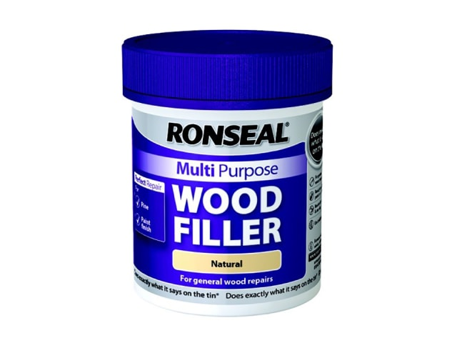 Multi Purpose Wood Filler Tube Natural 250g
