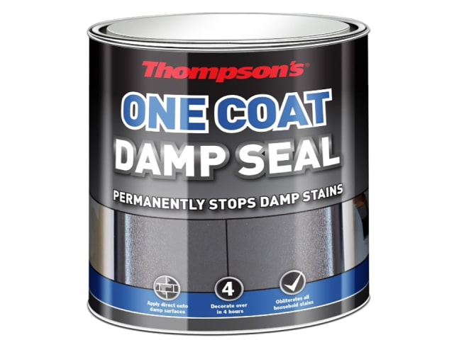 Thompsons Stain Damp Seal White 750ml