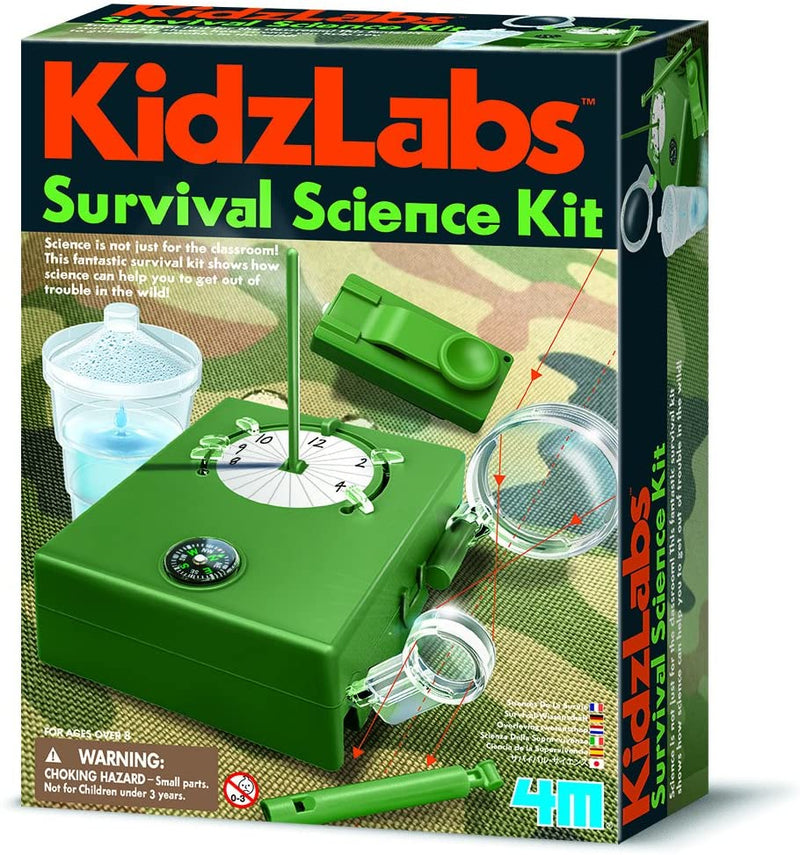 KidzLabs Survival Science 4M
