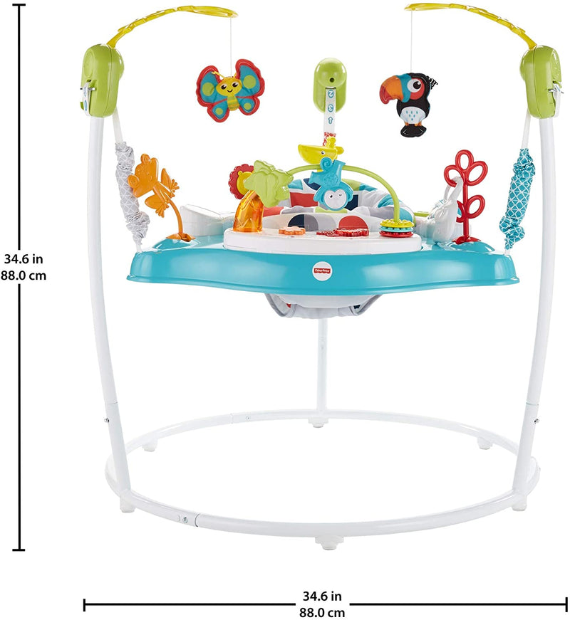 Fisher Price Jumperoo Colour Climber