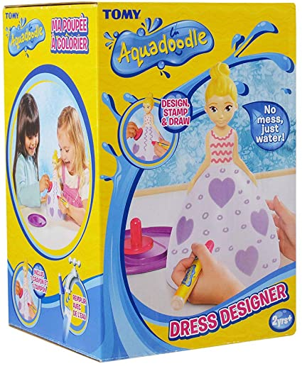 AquaDoodle Dress Designer