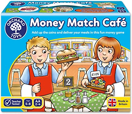 Money Match Café Game