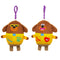 Hey Duggee Clip On Plush