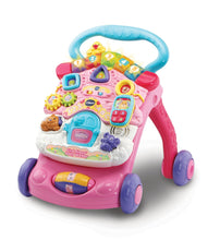 Load image into Gallery viewer, Vtech Baby Walker First Steps Pink