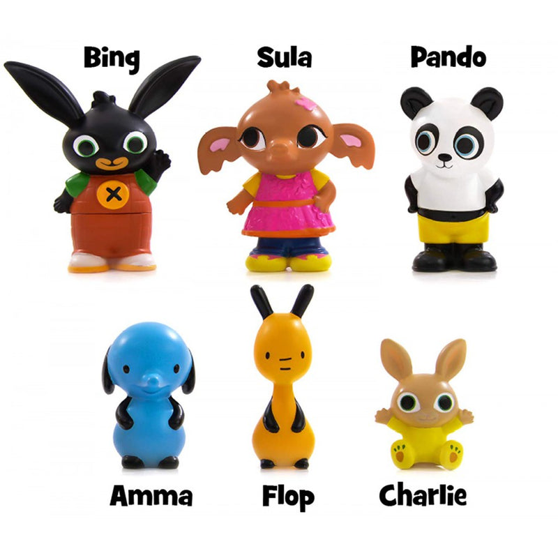 Bing 6 Figure Gift Pack